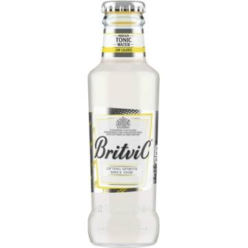 BritviC Low Calorie Tonic Water 200ml
