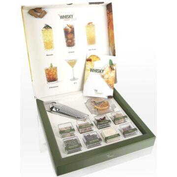 G&T-EA Whisky Koktél Fűszer Box