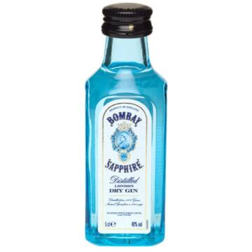 Bombay Sapphire Gin 0,05L 40%