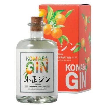 Komasa Komikan Gin (0,5l, 40%)