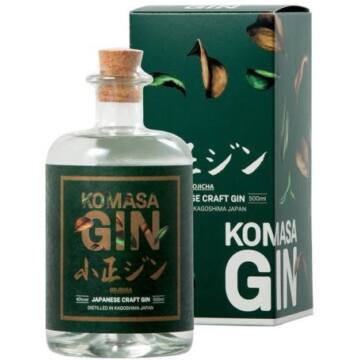 Komasa Hojicha Gin (0,5l, 40%)