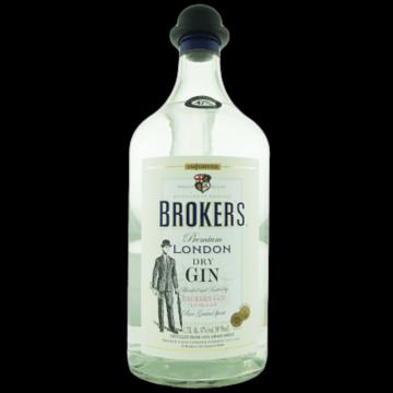 Brokers Gin 1,75L 47%