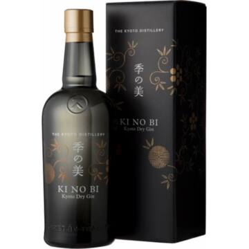KiNoBi Kyoto Dry Gin 45,7% pdd. 0,7