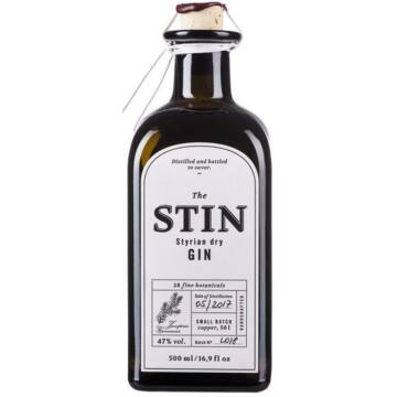 The STIN Dry Gin [0,5L|47%]