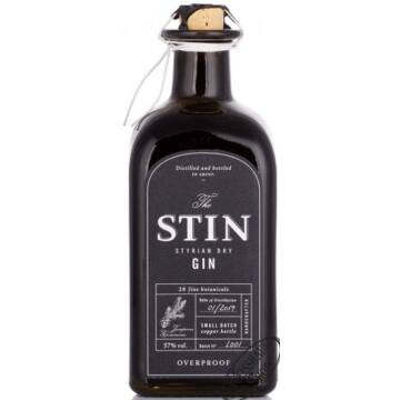 The Stin Dry Gin Overproof  [0,5L 57%]