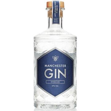 Manchester Overboard Gin [0,5L|57%]