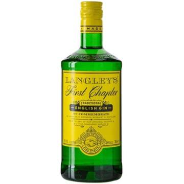 Langley's First Chapter Gin 0,7L 38%