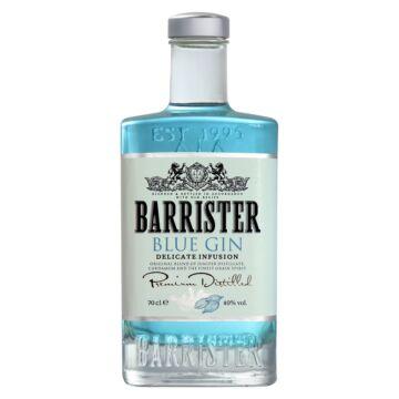 Barrister Blue Gin 0,7l 40%