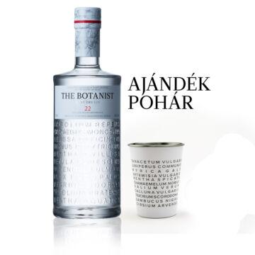 Gin The Botanist 0,7L 46% ajándék fémpohárral