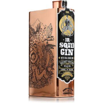Dr. Squid Gin - tintahal tintával 40% 0,7l