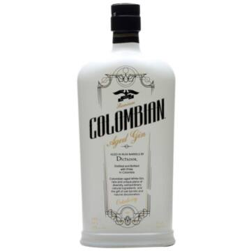 Dictador Columbian Aged Gin WHITE 0,7L 43%