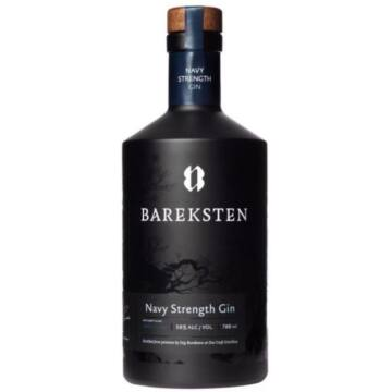 Bareksten Navy Strength Gin 0,5L 58%