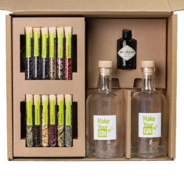 Do Your Gin Kit - Házi Gin Készítő szett