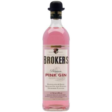 Brokers PINK Gin 0,7 40%