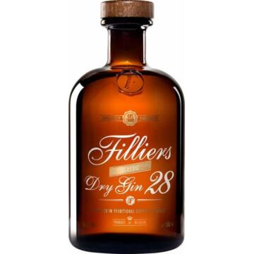 Filliers Original Dry Gin 0,5 46%