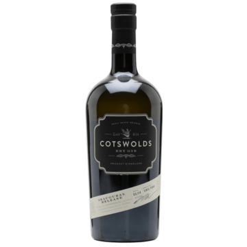 Cotswolds Dry Gin (0,5 l, 46%)