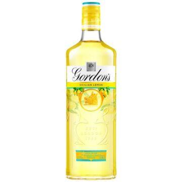 Gordons Sicilian Lemon Gin 37,5% 0,7