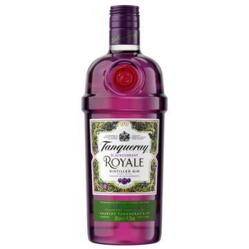 Tanqueray Blackcurrant Royale (fekete ribizli) Gin 0,7 41,3%