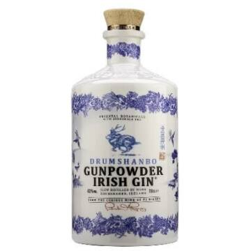 Drumshanbo Gunpowder Irish Gin 0,7 43% kerámia