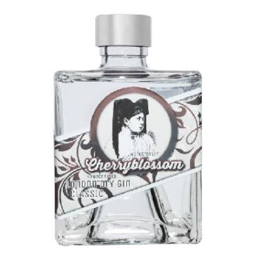 Cherryblossom Classic Handcrafted London Dry Gin 45% 0,5