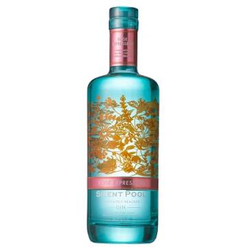 Silent Pool Rose Expression Gin 0,7 43%