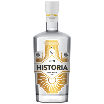 Historia Hungarian Dry Gin 42% 0,7