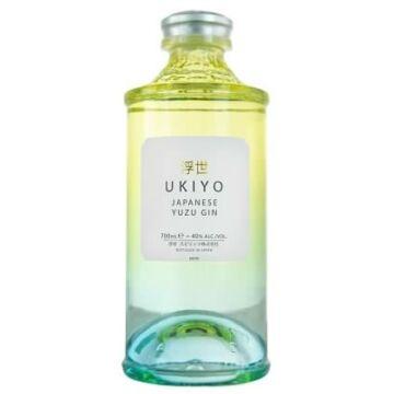 Ukiyo Japanese Yuzu Gin 40% 0,7