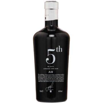 5th Air Black Gin 40% 0,7
