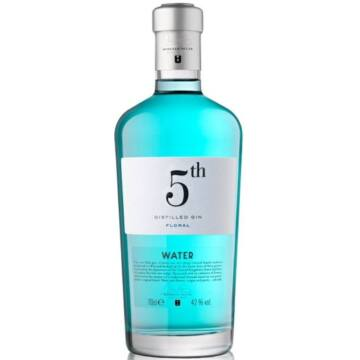 5th Water Floral Gin 42% 0,7
