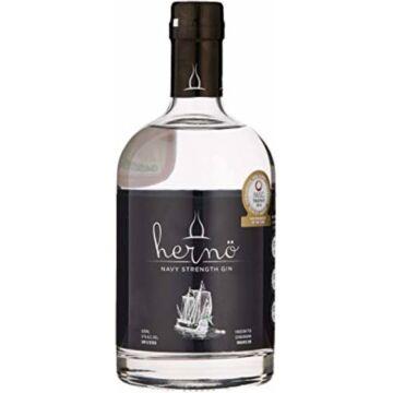 Hernö Navy Strength Gin 57% 0,5