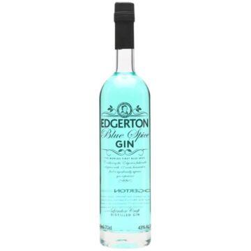 Edgerton Blue Spice Gin 43% 0,7