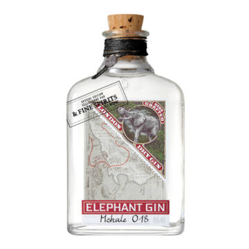 ELEPHANT Gin & Fine Spirits Ed 0,5L 45%