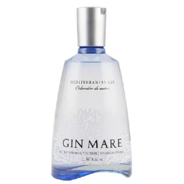 Gin Mare Mediterranean Gin - 1L (42,7%)