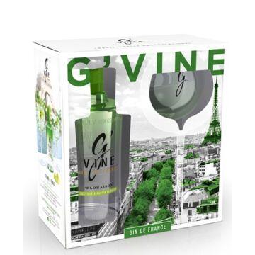 GVine Gin Floraison - 0,7L (40%) pdd + pohár