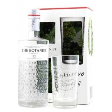 The Botanist Gin - 0,7L (46%) pdd. + pohár