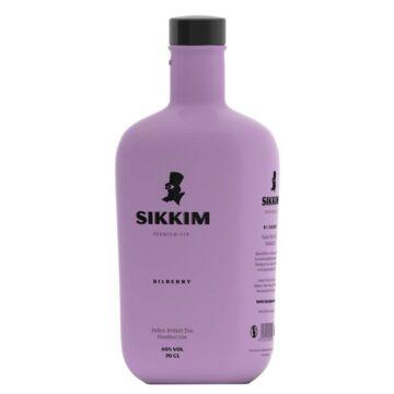 Sikkim Bilberry Gin, lila - 0,7L (40%)