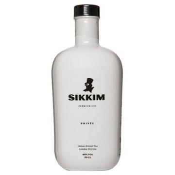 Sikkim Privée Gin, fehér - 0,7L (40%)