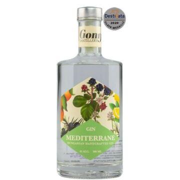 GONG Mediterrán Dry Gin - 41% 500 ml
