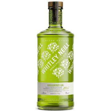Whitley Neill Gooseberry (Egres) Gin - 0,7L (43%)