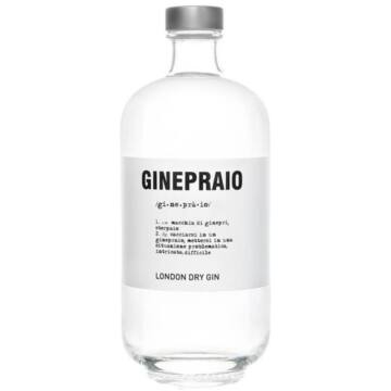 Ginepraio Organic London Dry Gin - 0,5L (45%)