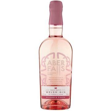 AberFalls Rhubarb Ginger Welsh Gin - 0,7L (41,3%)