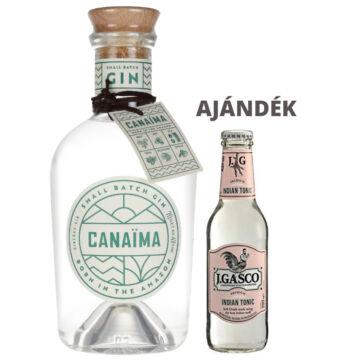 Canaïma gin 0,7L 47% + ajándék J.Gasco Indian Tonic