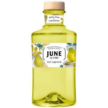 June by G'Vine Pear Gin Likőr - 0,7L (30%)