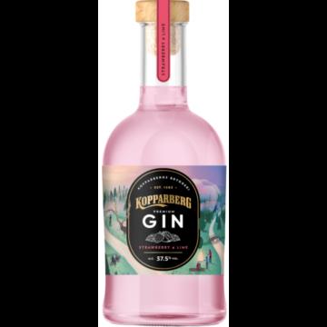 Kopparberg Gin Strawberry & Lime 37,5% 0,7L