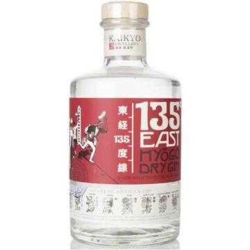 135 East Hyogo Dry Gin - 0,7L (42%)