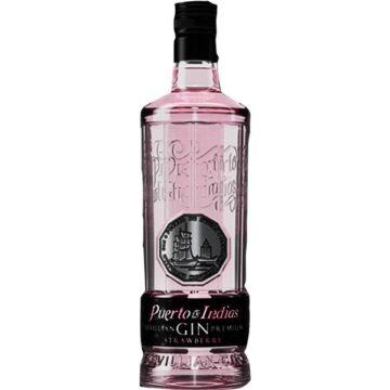 Puerto de Indias Strawberry Gin - 0,7L (37,5%)