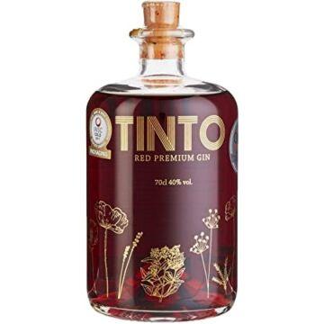 Tinto Red Premium Gin - 0,7L (40%)
