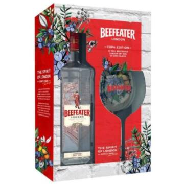 Beefeater Gin (DD+Pohár) - 0,7L (40%)