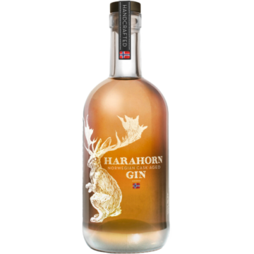 Harahorn Cask Aged Gin - 0,5L (41,7%)