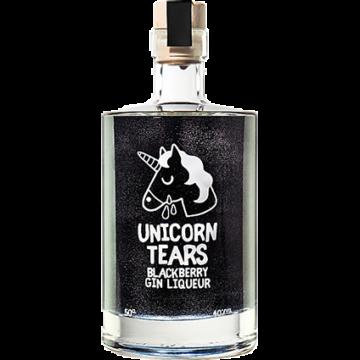 Unicorn Tears Blackberry Gin Likőr - 0,5L (40%)